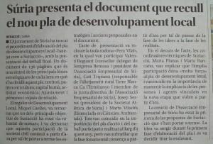 2014 11 05 Regió 7 Súria Presentació document final de Suriacció